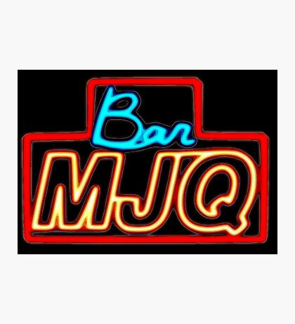 Shenmue MJQ Jazz Bar Shenmue Photographic Print