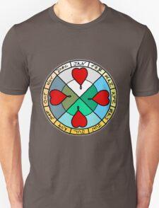 Hearts and Seasons [Big] T-Shirt