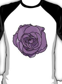 Lavender Rose [Big] T-Shirt