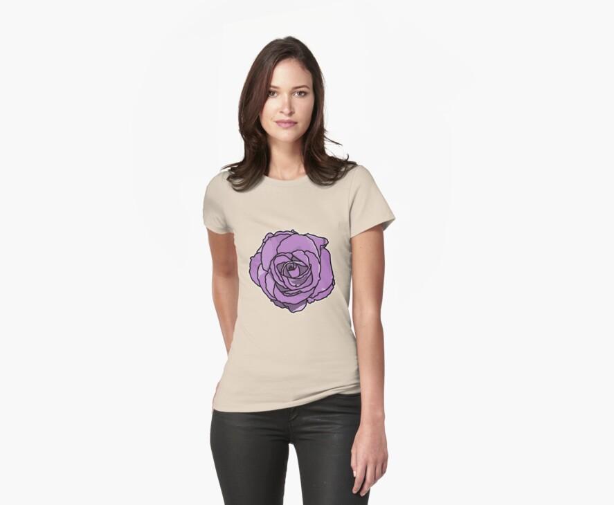 Lavender Rose [Big] by jefph