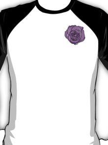 Lavender Rose [Small] T-Shirt