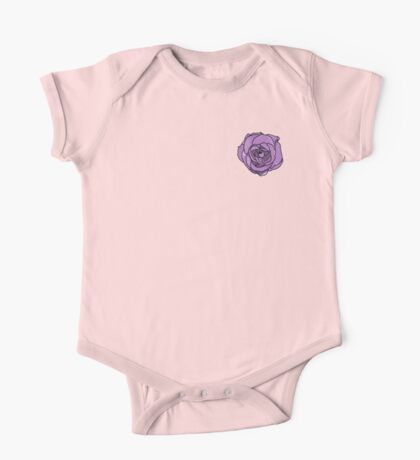 Lavender Rose [Small] One Piece - Short Sleeve
