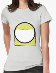 Cartoon Face 2 - Blonde Girl [Big] T-Shirt