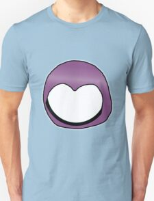 Cartoon Face 3 - Moonbase Girl [Big] T-Shirt
