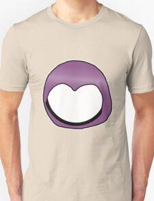 Cartoon Face 3 - Moonbase Girl [Big] Unisex T-Shirt