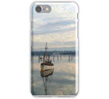 Shipping forecast, River Tamar iPhone Case/Skin