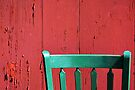 Green Chair by cclaude