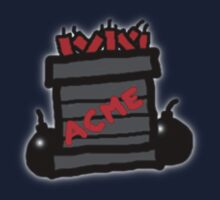 Cartoon TNT/Dynamite stack [Small] Kids Clothes