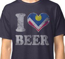 I Heart Denver Beer Colorado Classic T-Shirt