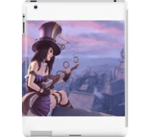 Caitlyn/ League of Legends iPad Case/Skin