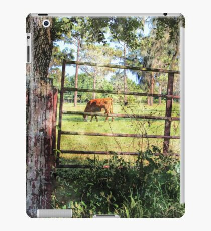 Rural Florida Life iPad Case/Skin