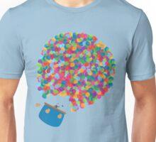 Colors Hot Air Balloons Unisex T-Shirt