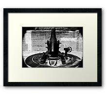 Canon Framed Print