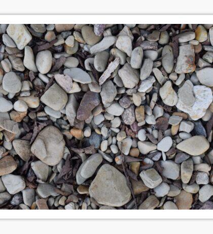 Pebble Stones Sticker