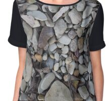 Pebble Stones Chiffon Top