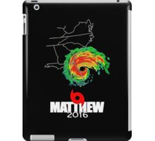 Matthew 2016 iPad Case/Skin