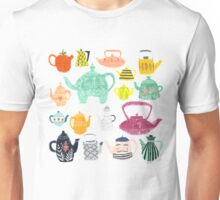 Have a Tea-riffic Day! Unisex T-Shirt