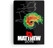 Matthew 2016 Metal Print