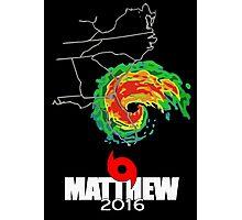 Matthew 2016 Photographic Print