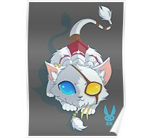 Rengar Kitten / League Of Legends Poster
