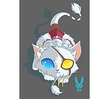Rengar Kitten / League Of Legends Photographic Print