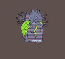 Pop Heart T Shirt  T-Shirt