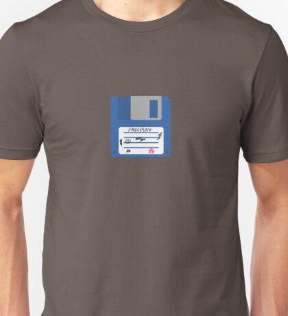 3.5 Inch Floppy Disk Fangpunk T Shirt Unisex T-Shirt