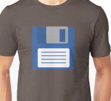 3.5 INCH FLOPPY DISK RETRO T SHIRT Unisex T-Shirt