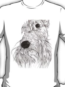 Scottie Sketch T-Shirt