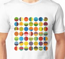Forty Nine Circles Unisex T-Shirt