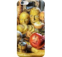 Eggsecution 2014 - The Great Grocery Massacre iPhone Case/Skin