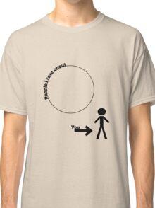 Care Circle Classic T-Shirt