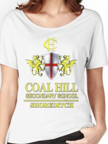 Doctor Who - Coal Hill Secondary Women's Relaxed Fit T-Shirt