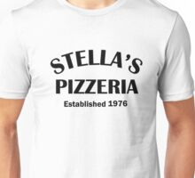 Stella's Pizzeria Version Two Unisex T-Shirt