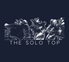 The Solo Top by Werutaasu
