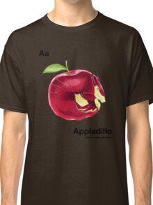 Aa - Appladillo // Half Armadillo, Half Apple Classic T-Shirt