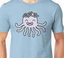 Octopus Princess Unisex T-Shirt