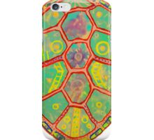 Psychedelic Turtle iPhone Case/Skin