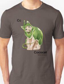 Cc - Cococat // Half Cat, Half Coconut Unisex T-Shirt