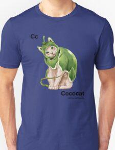 Cc - Cococat // Half Cat, Half Coconut T-Shirt
