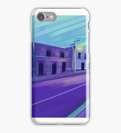 Blue Oaxaca iPhone Case/Skin