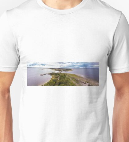 View from Långe Erik Unisex T-Shirt