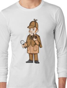 Detective Long Sleeve T-Shirt