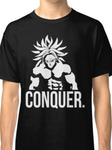 CONQUER - Broly As Mr. Olympia Classic T-Shirt