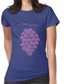 Member Berries! Womens Fitted T-Shirt