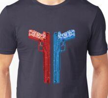 """Long Weekend """"Happy Songkran"""" Pistol Unisex T-Shirt"""