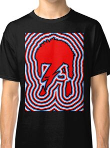DAVID BOWIE - LIGHTNING BOLT Classic T-Shirt