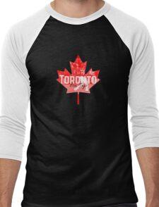 Toronto Blue Jays Canada Men's Baseball ¾ T-Shirt
