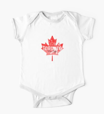 Toronto Blue Jays Canada One Piece - Short Sleeve