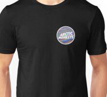 arctic monkeys rainbow oil spill Unisex T-Shirt